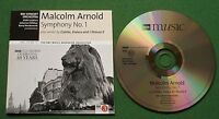 Arnold Symphony  No 1 Coates Three Elizabeths Suite + BBC Music Magazine CD