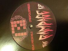 "Meth- The Rampage EP 2x12"" Drum & Bass Vinyl PRSPCT Records"