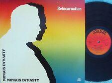 Mingus Dynasty ORIG ITA LP Reincarnation NM '82 Soul Note SN1042 Jazz Roland Han