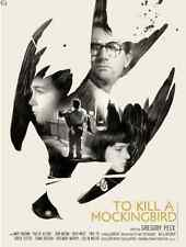 To Kill a Mocking Bird - Signed Greg Ruth 24X36 AP Movies Poster