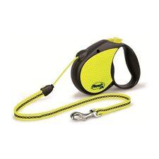 LAISSE ENROULEUR  Flexi neon corde S- 5M (4119097)