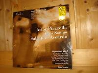 SEALED Astor Piazzolla Adios Nonino SALVATORE ACCARDO Violin FONE 180g LP 071 SS