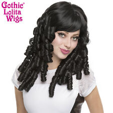 Gothic Lolita Wigs® Ringlet Redux™ - Black