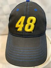 JIMMIE JOHNSON #48 Nascar Lowes Samsung Adjustable Adult Baseball Ball Cap Hat