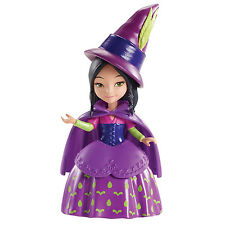 """Disney Junior Sofia the First - Lucinda the Witch 8cm (3"""") Doll"""