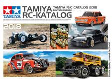 Tamiya RC Catalogue 2018 Catalog Katalog Deutsch & English 228 Colour Pages