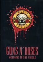 Guns N' Roses - Welcome to the Videos [New DVD]