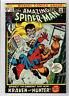 THE AMAZING SPIDER-MAN #111 - Grade 9.0 - Battles Kraven & Gibbon!