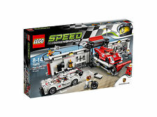 Auto Speed Champions Assorted LEGO Construction & Building Toys