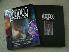 Voodoo Child: Illustrated Legend of Jimi Hendrix Sienkiewicz S/N#d Slipcase +CD
