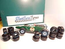 16 Urethane tyres for slotcars F2 STABO CAR  NL