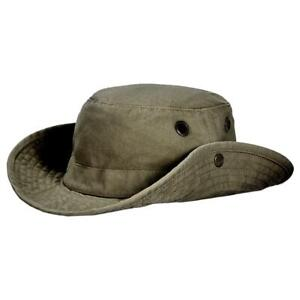 Tilley T3 Wanderer Medium Snap-up Brim Hat