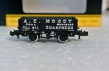 Graham Farish 377-060 N Scale 5 Plank Wagon A.E.Moody C-9 New In Box