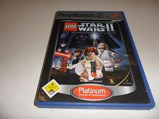 PlayStation 2  PS 2  Lego Star Wars II - Die klassische Trilogie [Platinum]