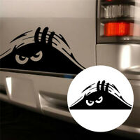 Eyes Monster Peeper Scary Car Bumper Window Vinyl Decals Sticker Accessories