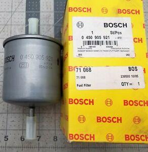 Volvo C70 S40 S60 S80 V40 V70 XC70 XC90 Fuel Filter Bosch  [Z4B3]
