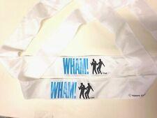 George Michael Headband Wham 1984 Original