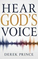 Hear God's Voice, Paperback by Prince, Derek, Brand New, Free shipping in the US