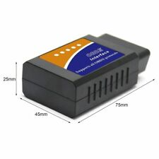 Mini ELM327 Bluetooth OBD2 Car Diagnostic Tool OBDii Code Reader Scanner Android