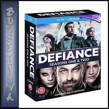 DEFIANCE - COMPLETE SEASONS 1 & 2   **BRAND NEW BLU-RAY BOXSET **