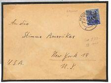 P311 1949 Germany to USA