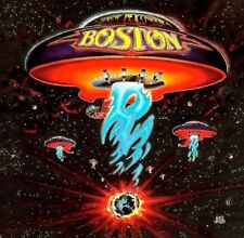 BOSTON - Boston - NEW sealed Vinyl LP Record 2017 + Download.