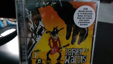 LARRY WALLIS - Death in the Guitararfternoon CD (Pink Faires & Motorhead )