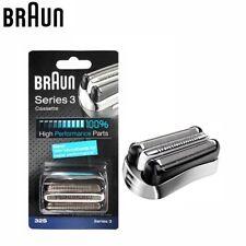 BRAUN 32S Series 3 Shaver Foil+Cutter Cassette 320 330 340 350 370 380 390 390cc