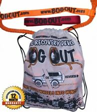 """New BOG OUT Single 4x4 Recovery Pack (1) """"Wheels into a Winch"""""""