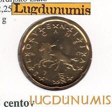 Slovénie 2007 - 20 Centimes D'Euro FDC provenant du coffret 100000 exemplaires
