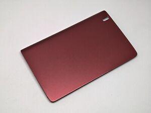 Original Nokia E90 Battery Cover Red 9441812