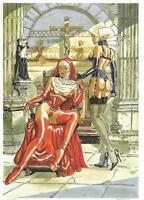 Félix Meynet – ex libris BDSM n° 11