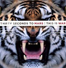 30 Seconds to Mars - This Is War [New Vinyl] With CD