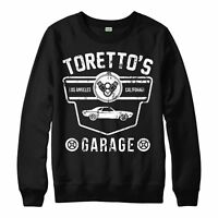 Torettos Garage Jumper Fast And Furious Muscle Car Unisex Adult & Kid Jumper Top