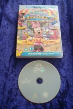 DVD.MINNIE'S BOW-TIQUE.MICKEY MOUSE CLUBHOUSE.DISNEY.UK REGION 2 DVD.