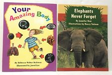 Teacher's Oversize  Big Books The Wright Group Think-Togethers Non-Fiction
