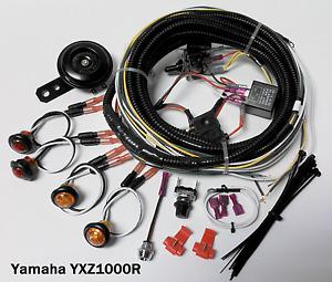 YXZ1000R SxS - Turn Signal Horn Kit Street Legal Yamaha SS SE XT-R Bar YXZ 1000
