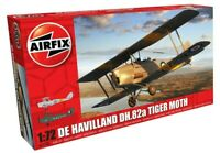 AIRFIX® 1:72 DE HAVILLAND DH.82A TIGER MOTH MODEL AIRCRAFT KIT PLANE A02106