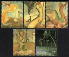 PORTUGAL MNH 1999 SG2726-30 50th Anniversary of Surrealism in Portugal