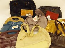 Wholesale Purse Lot Liquidation 18+ Purses Handbags Bags NWT, NWOT, Used