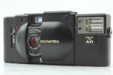 [Exc.+++++(+)] Olympus XA Rangefinder 35mm Film Camera w/ A11 Flash from JAPAN