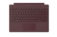 Brand New Microsoft Surface Pro Signature Type Cover - Burgundy