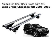 Aluminium Roof Rack Cross Bars fits JEEP GRAND CHEROKEE WH WK 2005-2010