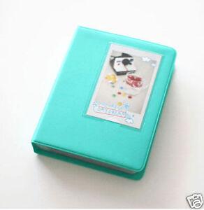 Polaroid Photo Album- Instax Mini/Pivi mp300 (Mint)
