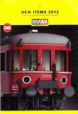 Brawa 2012 New Items Catalogue