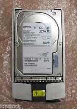 Compaq 36.4 GB WIDE ULTRA 3 SCSI 10K RPM Hot plug Hard Drive 286712-001