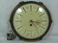 """Schöne 60´s Kienzle """"Sternzeichen"""" Wanduhr / """" signs of the zodiak """" wall clock"""