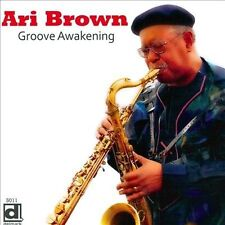 BROWN, ARI-Groove Awakening CD NEW