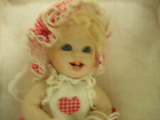 Gail McCardle All Porcelain Bisque Miniature OOAK Dolls SEE Selection