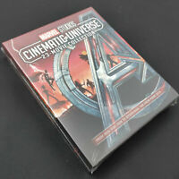 Marvel Cinematic Universe 23 Movie Collection Blu-ray 8-Disc New & Sealed US